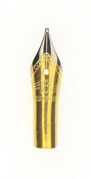 BI-COLOUR - Beaufort standard size 5 fountain pen nibs